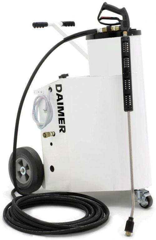 Power Washing Machine >> Hot Water Pressure Washers Daimer Super Max 6000 Ast