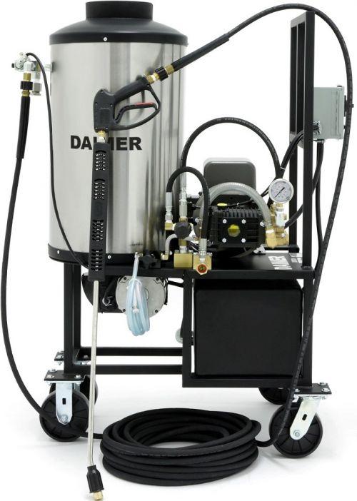 Pressure Washing Equipment : Pressure washer equipment daimer super max af